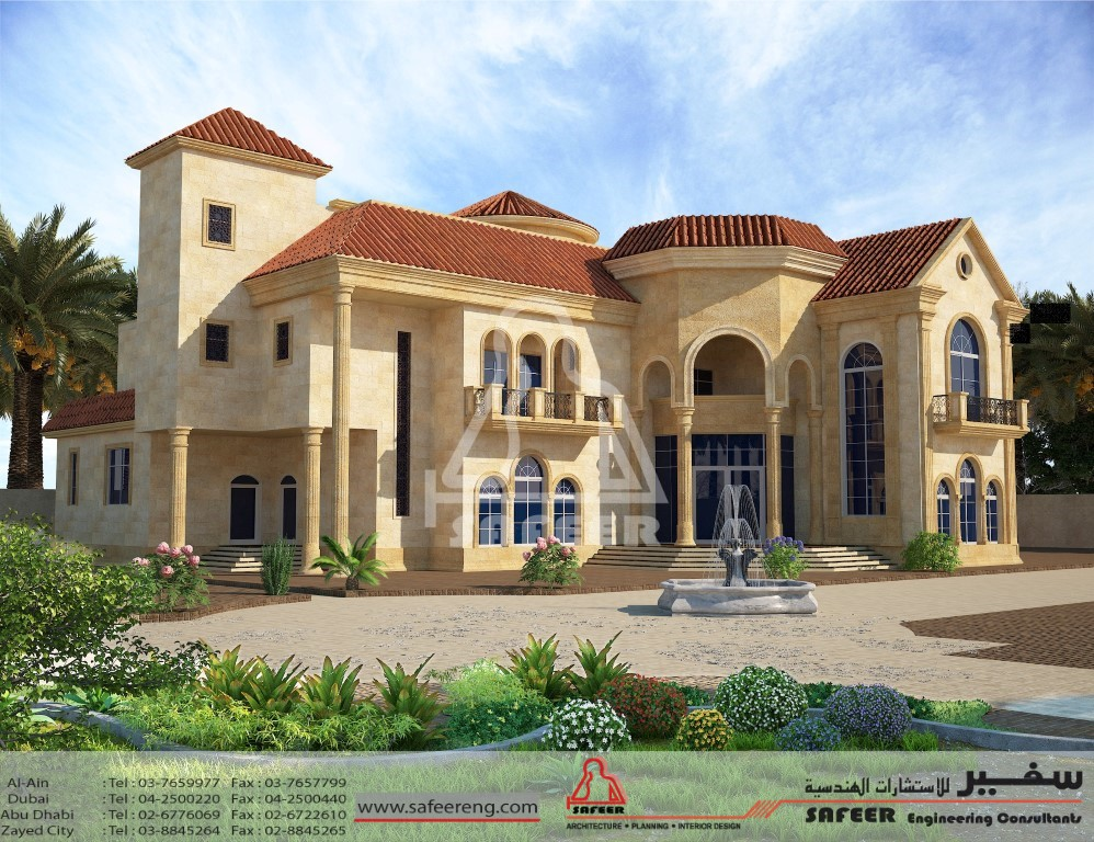 Safeer engineering consultants projects for Home architecture planning engineering consultants